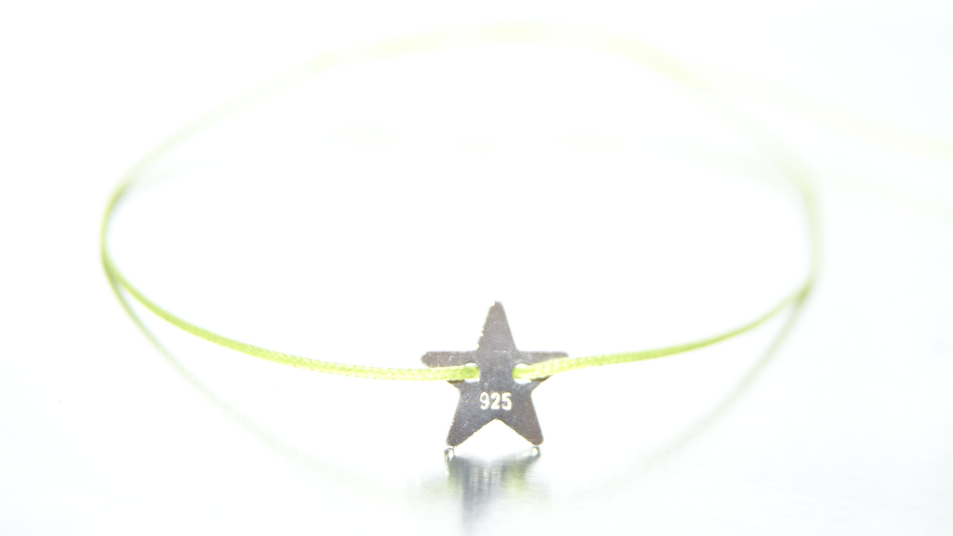 Armband Initial Star