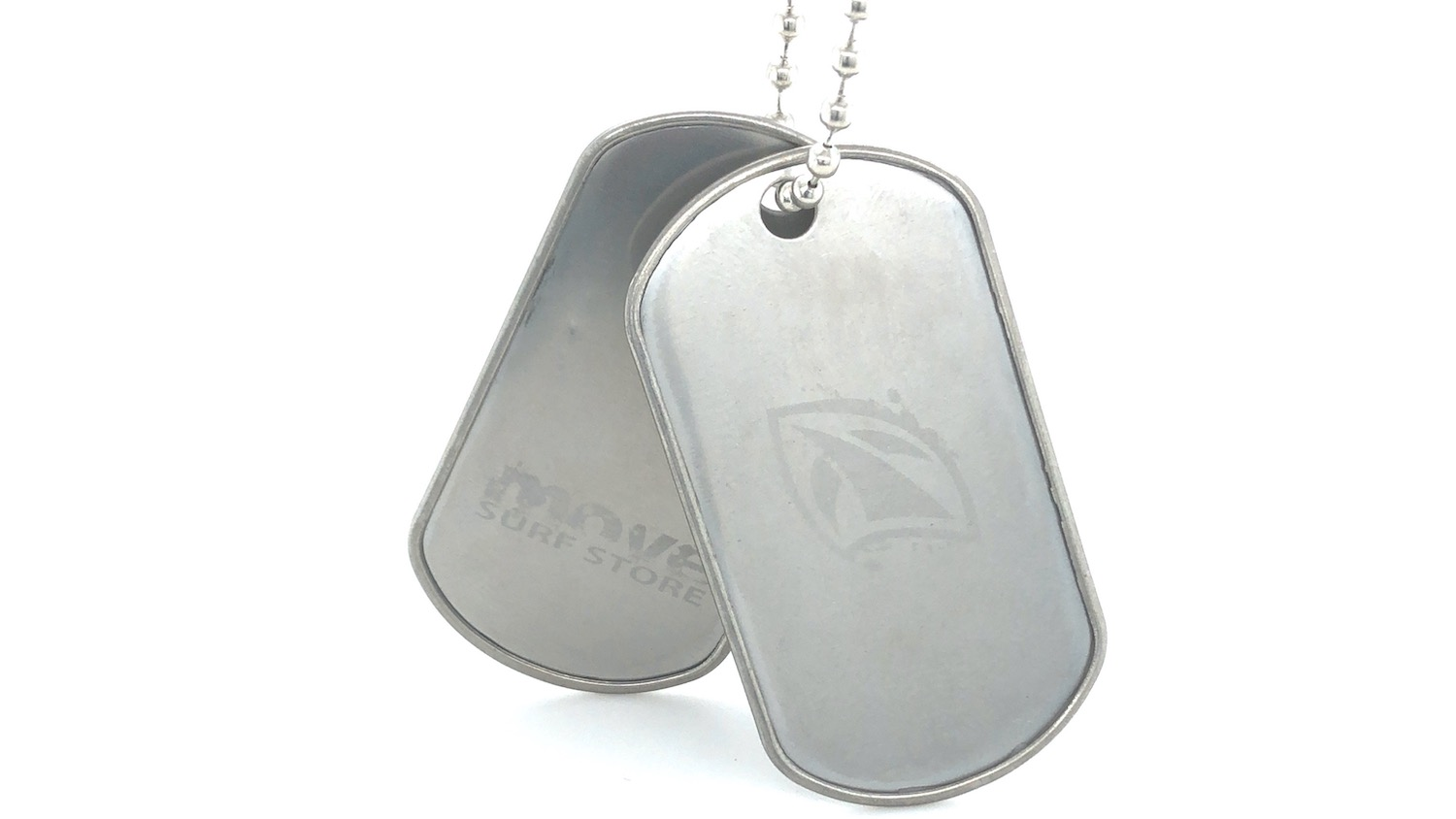 Necklace Dog Tag