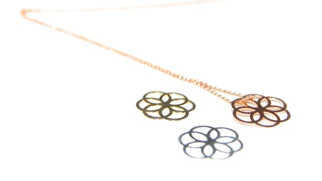Necklace Flower of Life