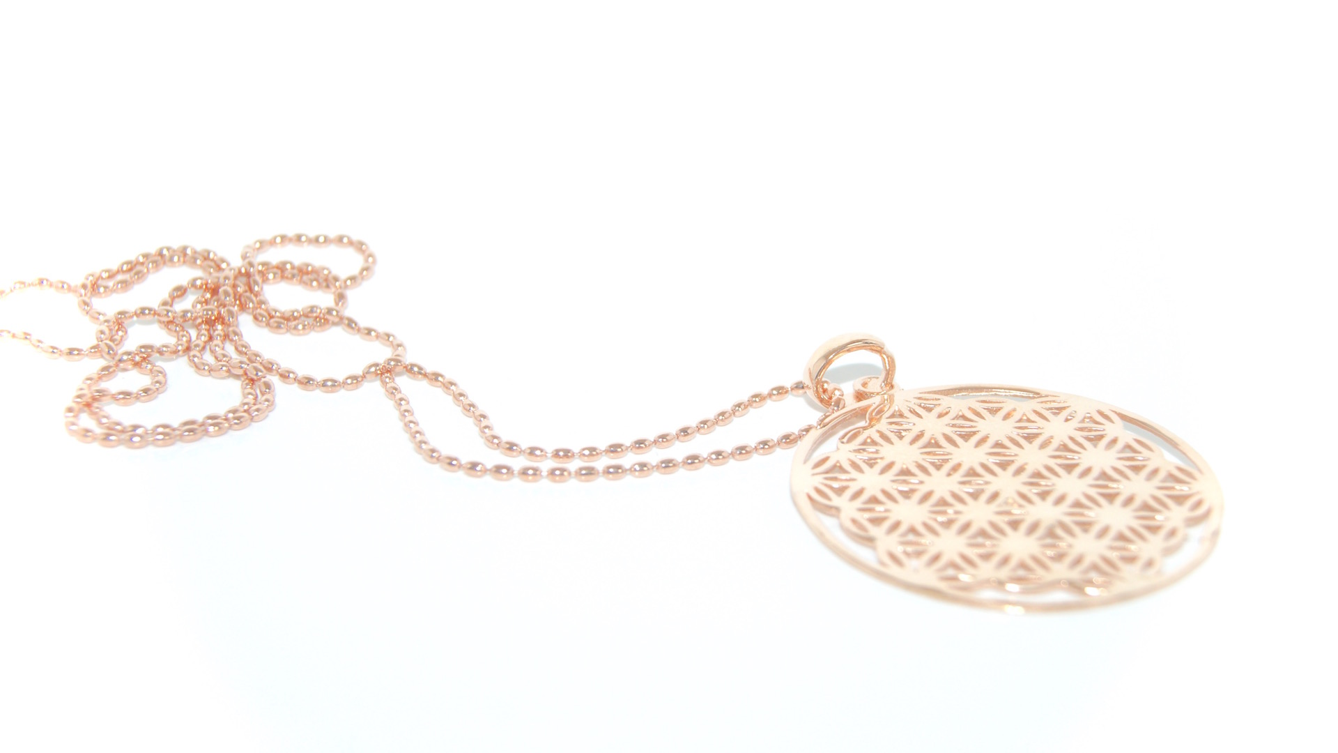 Necklace Flower of Life XL